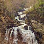 Cullasaja Falls - North Carolina USA by TonyCrehan