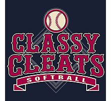 Classy Cleats Photographic Print