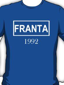 FRANTA WHITE T-Shirt