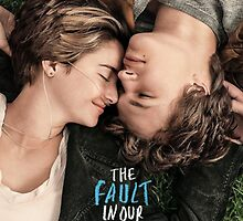 The Fault In Our Stars Movie Poster - TFIOS by egdesign
