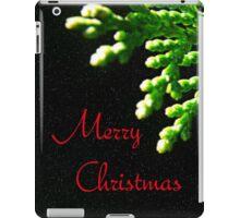 Christmas Fir iPad Case/Skin