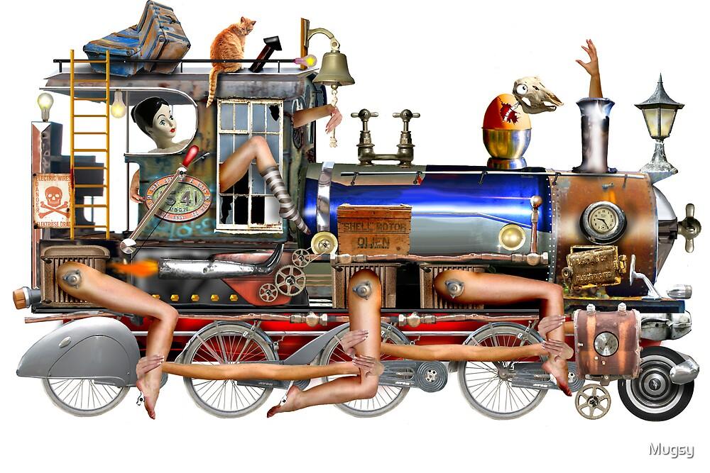 Human Train by Mugsy