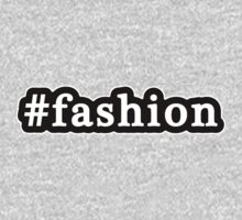 Fashion - Hashtag - Black & White Kids Clothes
