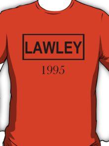 LAWLEY BLACK T-Shirt