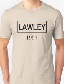 LAWLEY BLACK Unisex T-Shirt