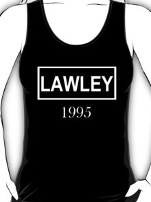 LAWLEY WHITE  T-Shirt