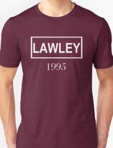 LAWLEY WHITE  Unisex T-Shirt