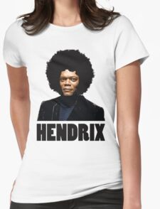 Samuel L Hendrix Womens Fitted T-Shirt