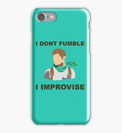 I Don't Fumble iPhone Case/Skin