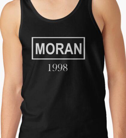 MORAN WHITE  Tank Top