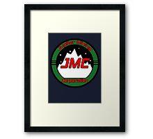 Jupiter Mining Corporation Framed Print