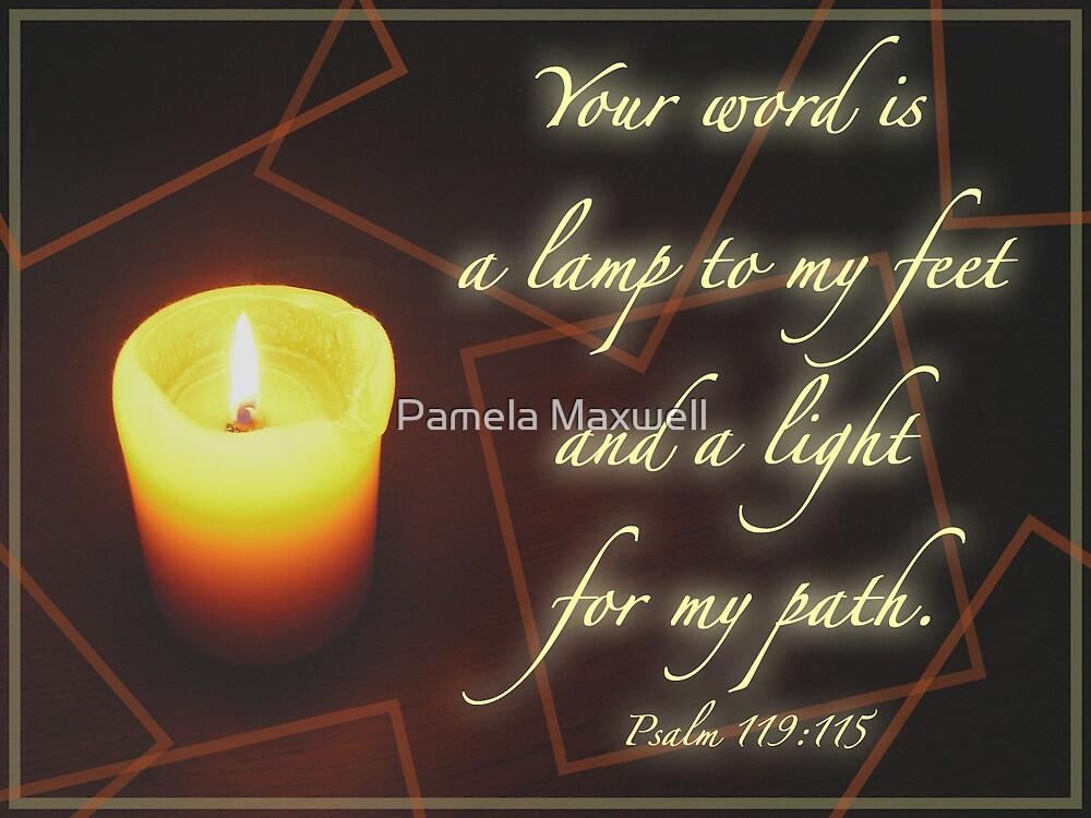 Light unto my path by Pamela Maxwell