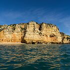 Algarve Magic - Sailing by Colorful Cliffs and Secluded Beaches by Georgia Mizuleva