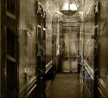 Ghost Hall by Michael J. Putman
