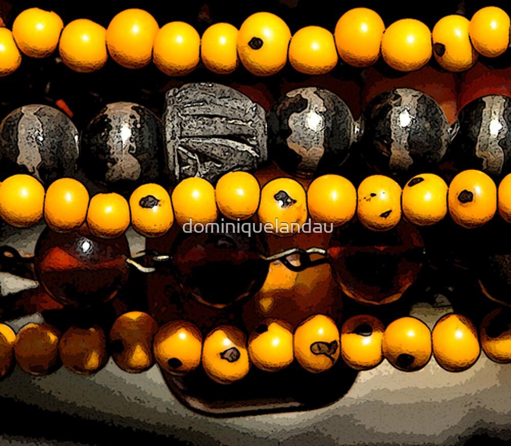 beads by dominiquelandau