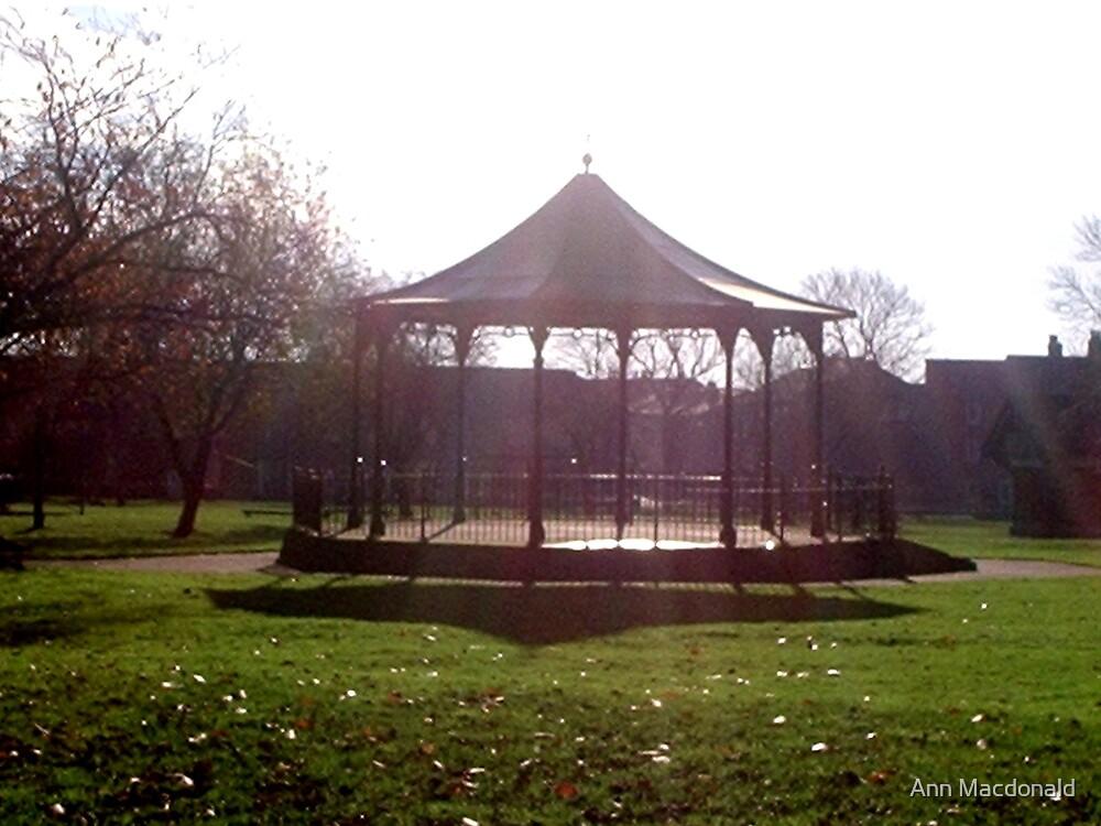 Bandstand by Ann Macdonald