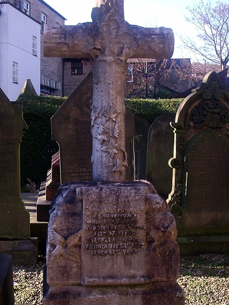 Headstone by Ann Macdonald