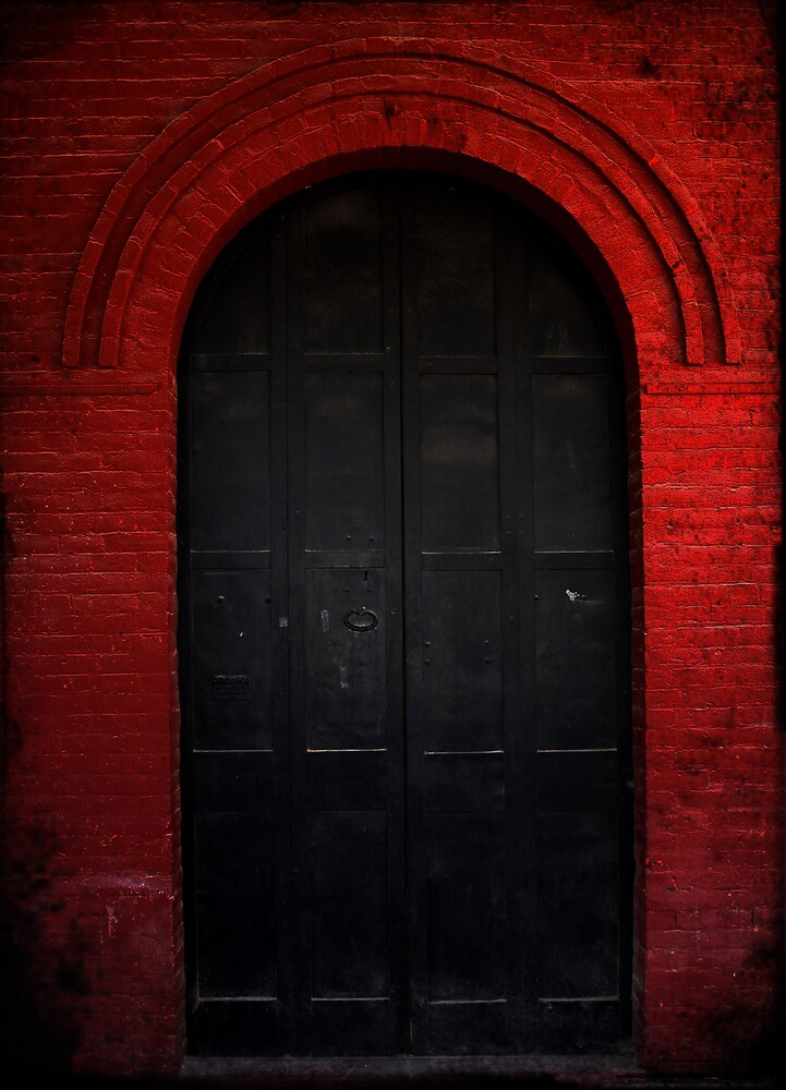 Red Wall by Michael J. Putman