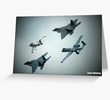 Armed Forces Greeting Card