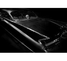 Skull Ride Photographic Print