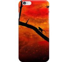 Out On A Limb iPhone Case/Skin