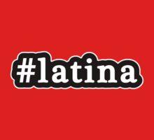 Latina - Hashtag - Black & White Kids Clothes