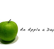 An Apple a Day by Pamela McAdams