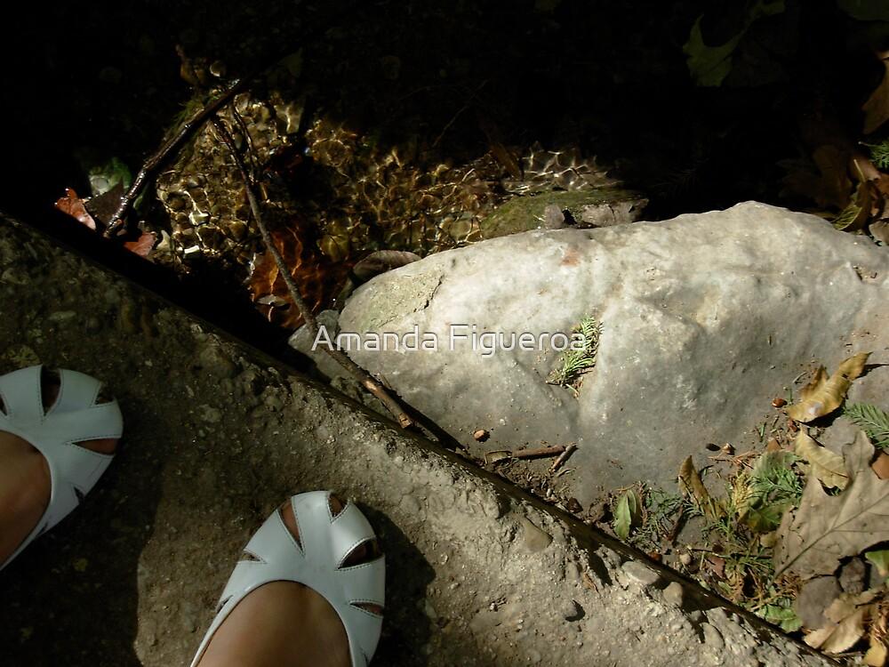 Shoes by Amanda Figueroa