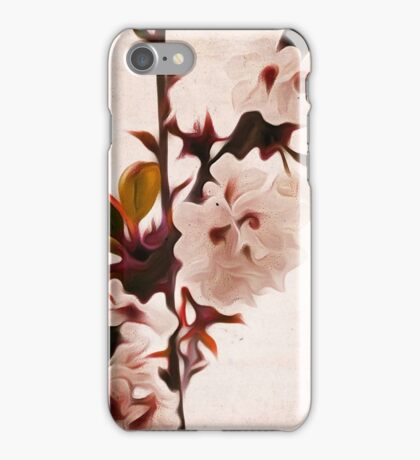 Grape Tree Flower iPhone Case/Skin