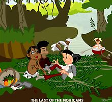 THE LAST OF THE MOHICANS by norncutson