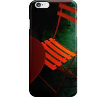 Bistro iPhone Case/Skin