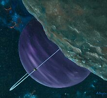 Asteroid by VisionaryImagist