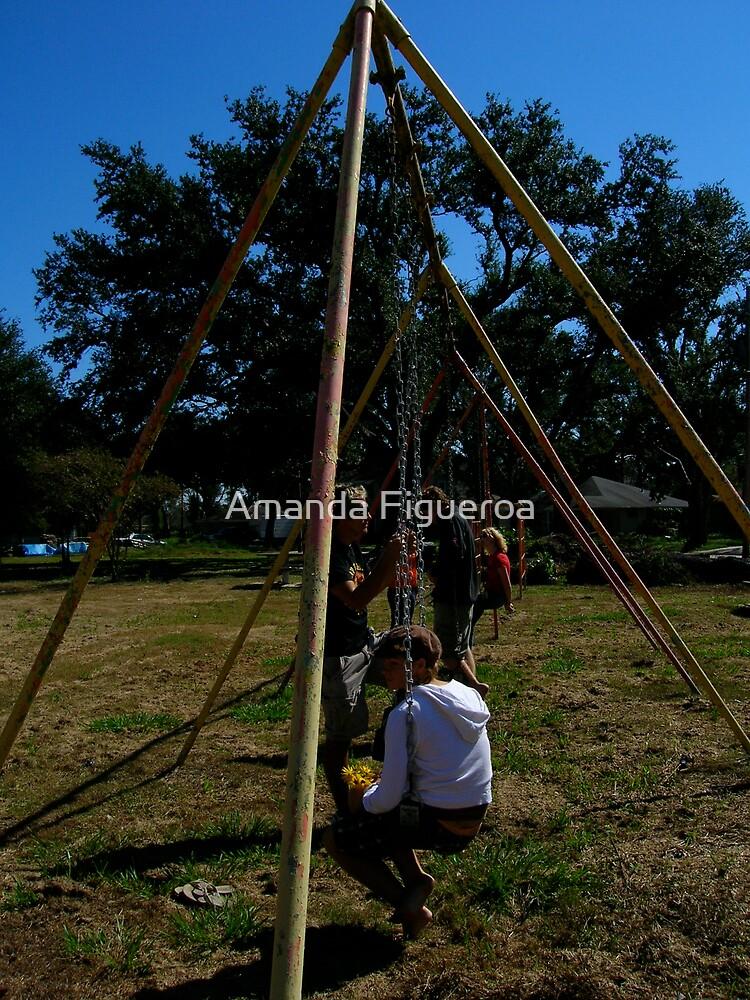 Swings by Amanda Figueroa