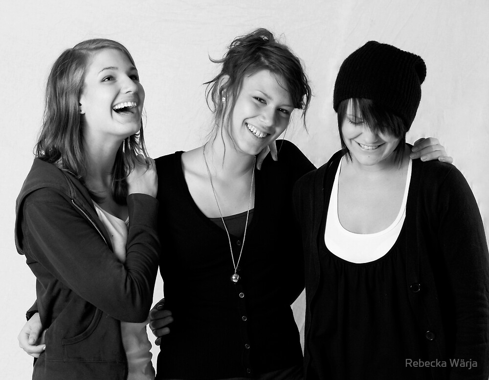 Laughter by Rebecka Wärja