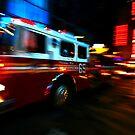 Fire Truck # 65 by Nicholas Averre
