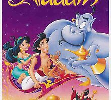 Aladdin by peasandkaris
