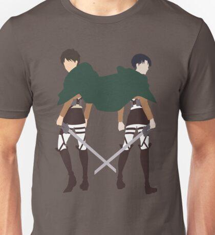 Eren and Levi Unisex T-Shirt