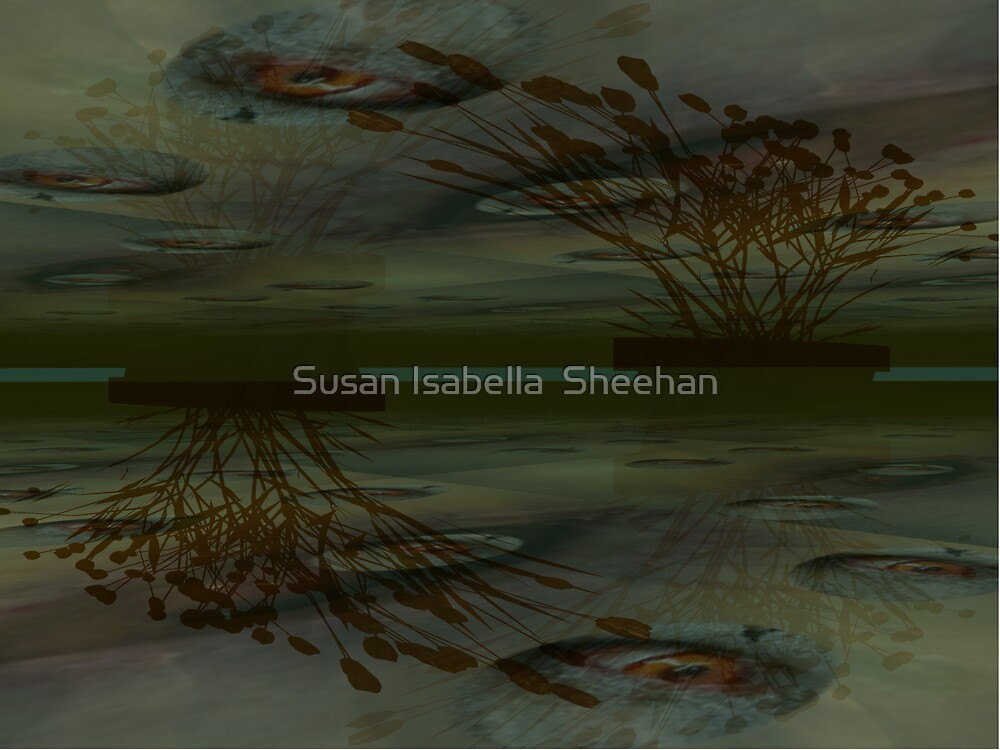 Sweeping Thoughts by Susan Isabella  Sheehan