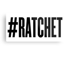 #RATCHET Metal Print