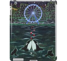 Love Under the Wheel iPad Case/Skin