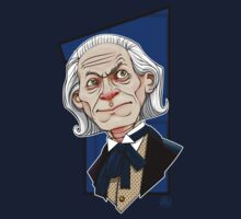 The First Doctor by RoguePlanets