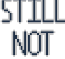 Telltale Games' The Walking Dead - Clementine's Shed Standoff Sticker
