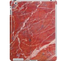 Red  marble iphone case iPad Case/Skin