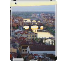 All About Italy. Piece 16 - Florence iPad Case/Skin