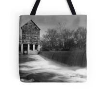Browns Mill on the Stones River Tote Bag