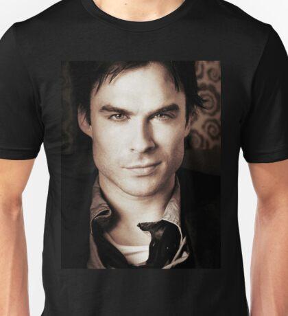 Damon Salvatore Unisex T-Shirt