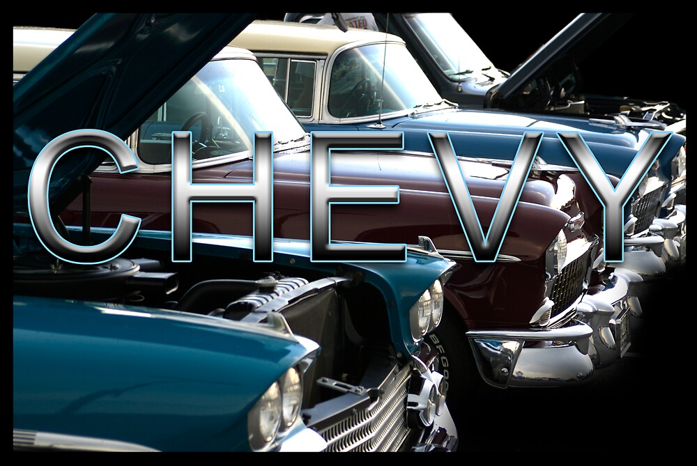 CHEVY by Rod  Adams