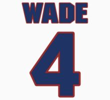 Basketball player Mark Wade jersey 4 by imsport