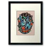 Nidoran  Framed Print