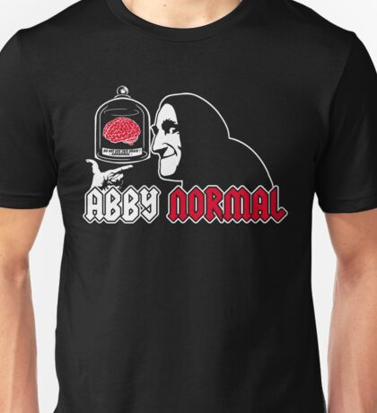 Ab(by)normal Unisex T-Shirt